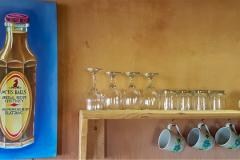 Shelf-kitchen