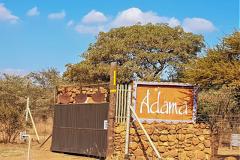 Adama-Entrance
