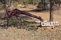 Chalet-sign